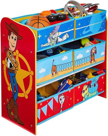 Disney Pixar Toy Story Oppbevaringshylle