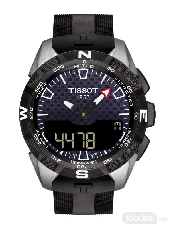 TISSOT T-Touch Expert Solar ll T110.420.47.051.01