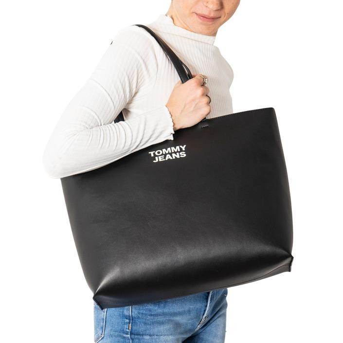 Tommy Hilfiger Jeans Women's Handbag Black 308456 - black UNICA