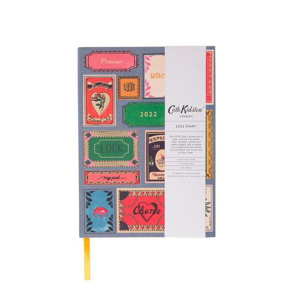 Match Boxes 2022 Diary A5