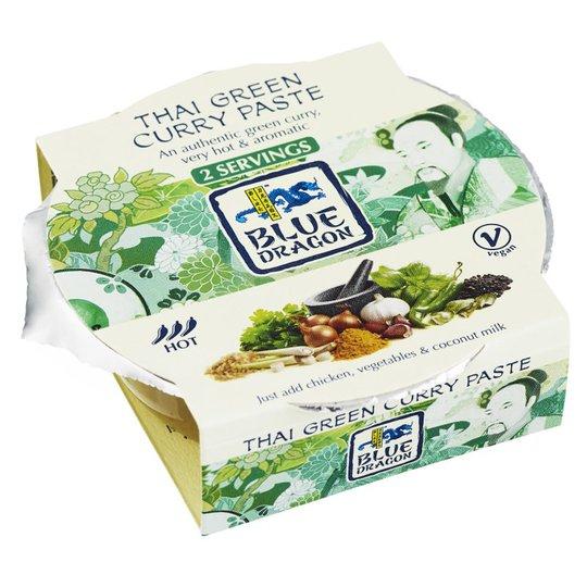 Vihreä Currytahna 50g - 60% alennus