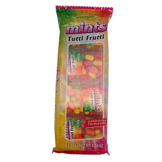 Mints Tuttifrutti - 33% rabatt