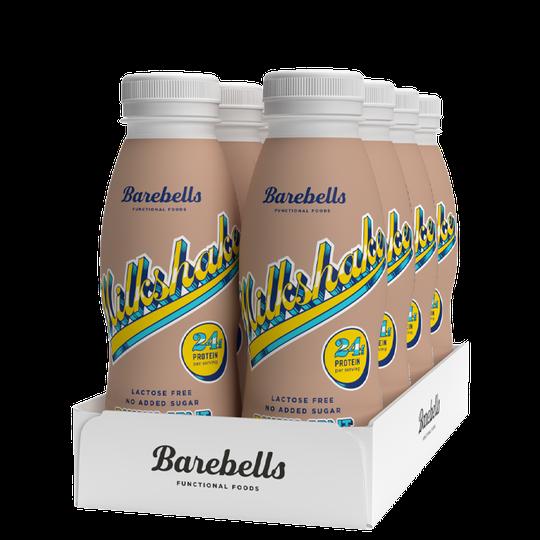 8 x Protein Milkshake, 330 ml, Banana Split