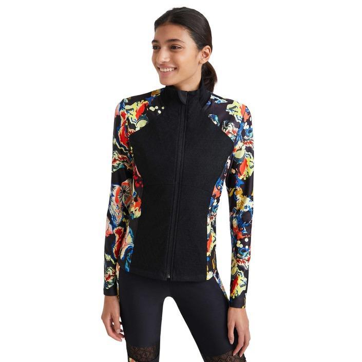 Desigual Women's Blazer Black 320257 - black S