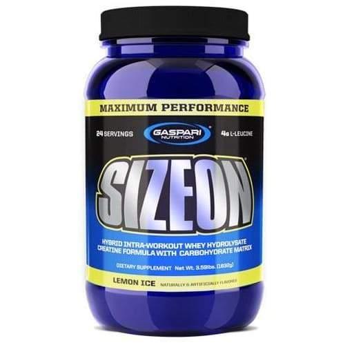 SizeOn - Maximum Performance, Wild Berry Punch - 1632 grams