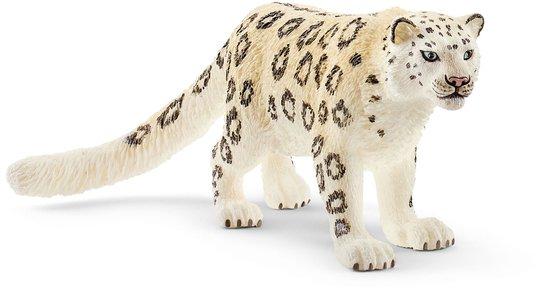 Schleich 14838 Snøleopard
