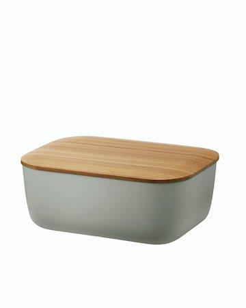 Box-it Smørboks Grå