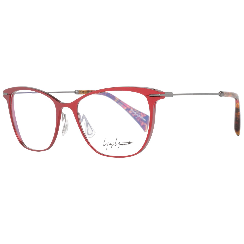 Yohji Yamamoto Women's Optical Frames Eyewear Purple YY3030 53264