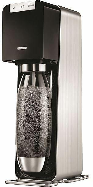 Sodastream Power Black Kolsyremaskin - Svart