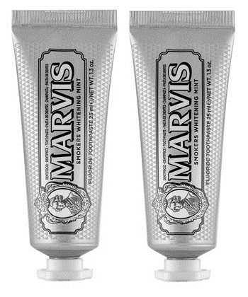 MARVIS - Toothpaste Mint for Smokers 2x25 ml