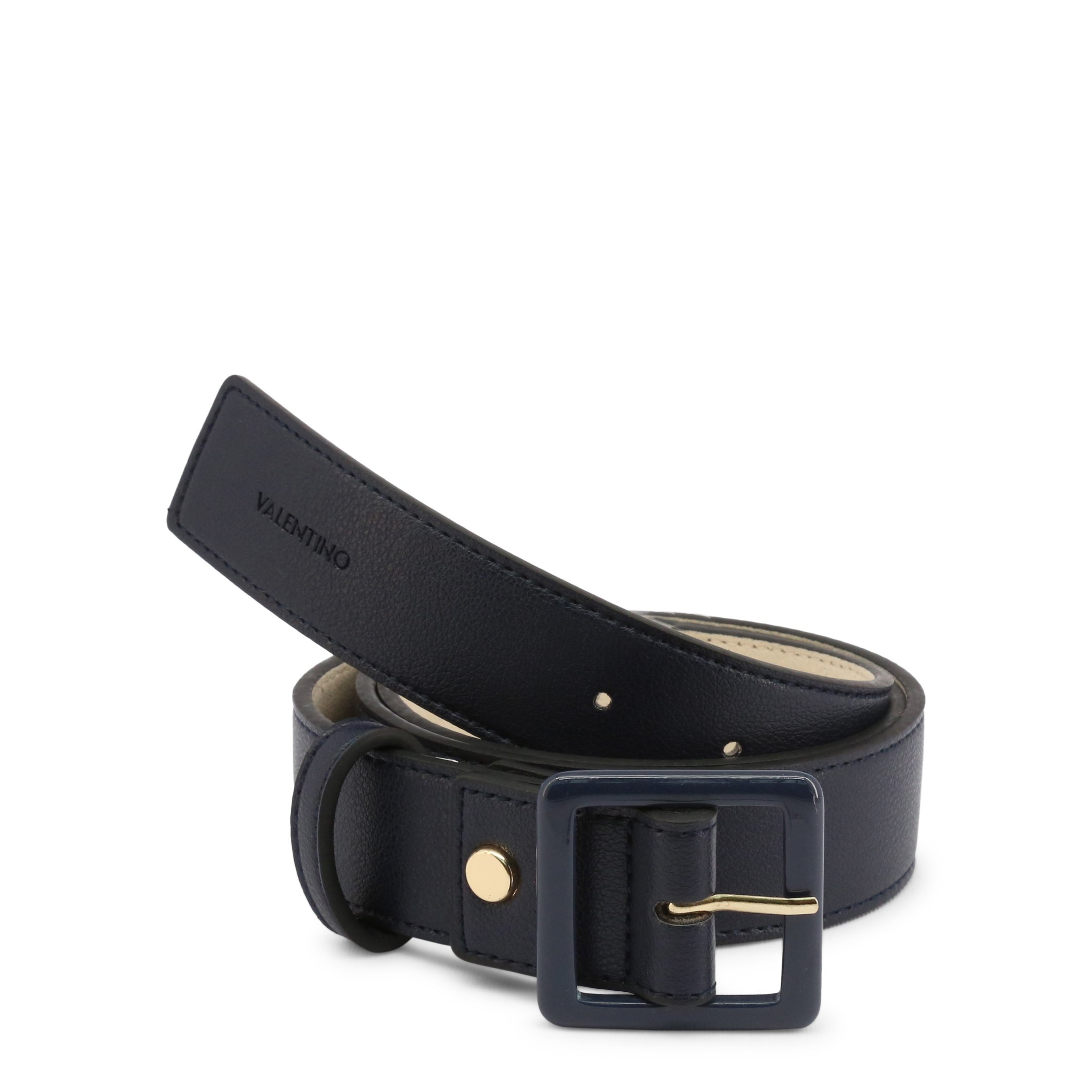 Valentino by Mario Valentino Women's Belt Various Colours ANGELO-VCS3XH57 - blue L