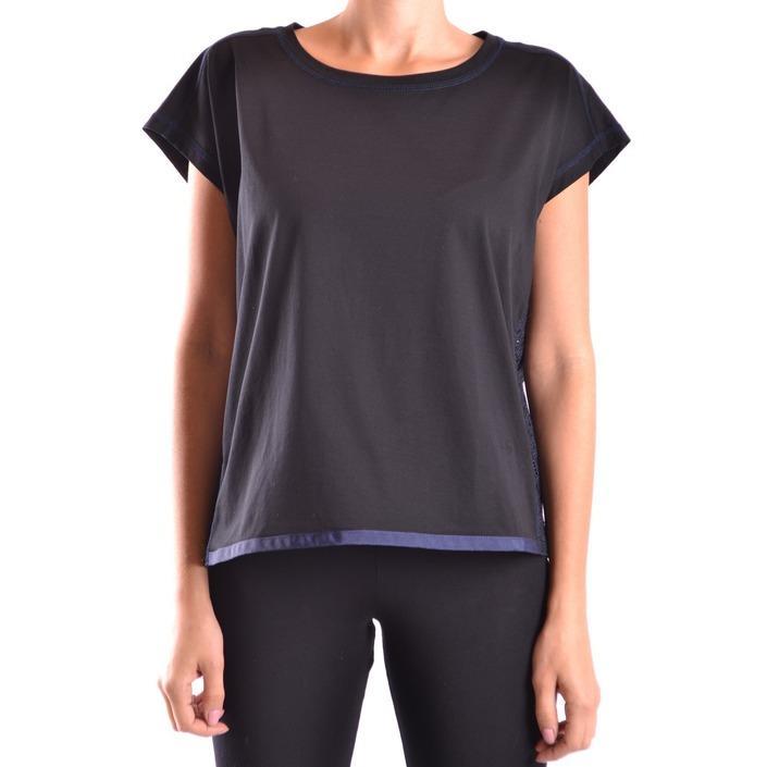 Fay Women's T-Shirt Black 162315 - black S