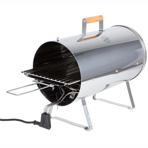 Muurikka 86846/LM Elektrisk røykovn 1100W, Ø25 cm