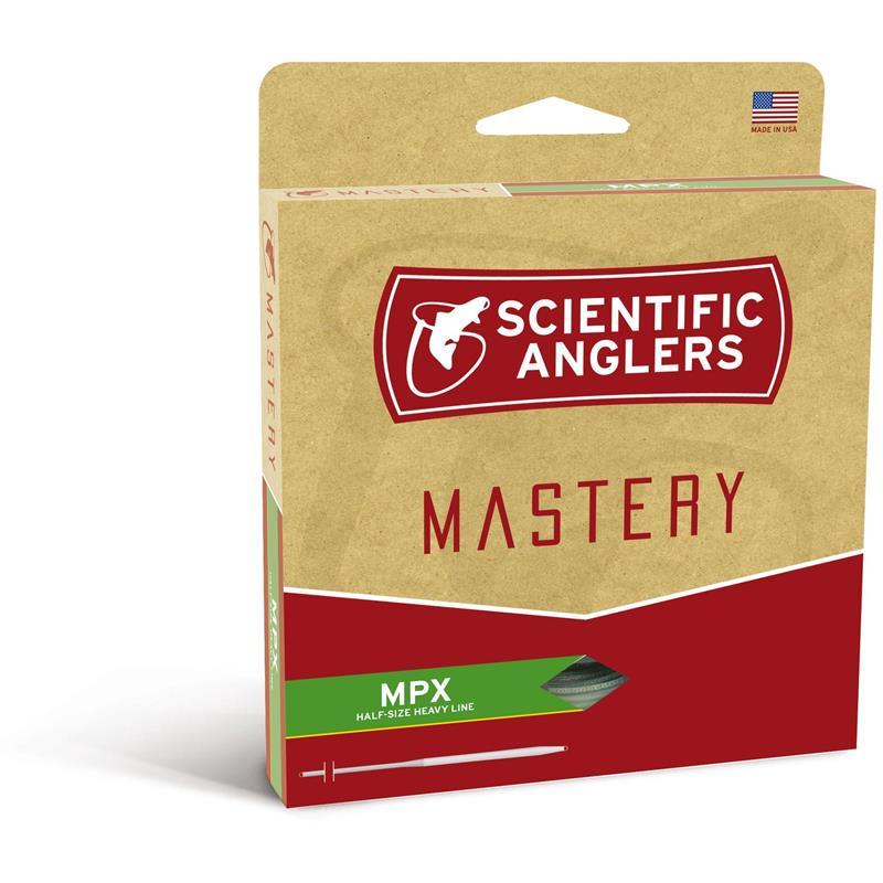 SA Mastery MPX Flyt WF #9 Amber/Willow