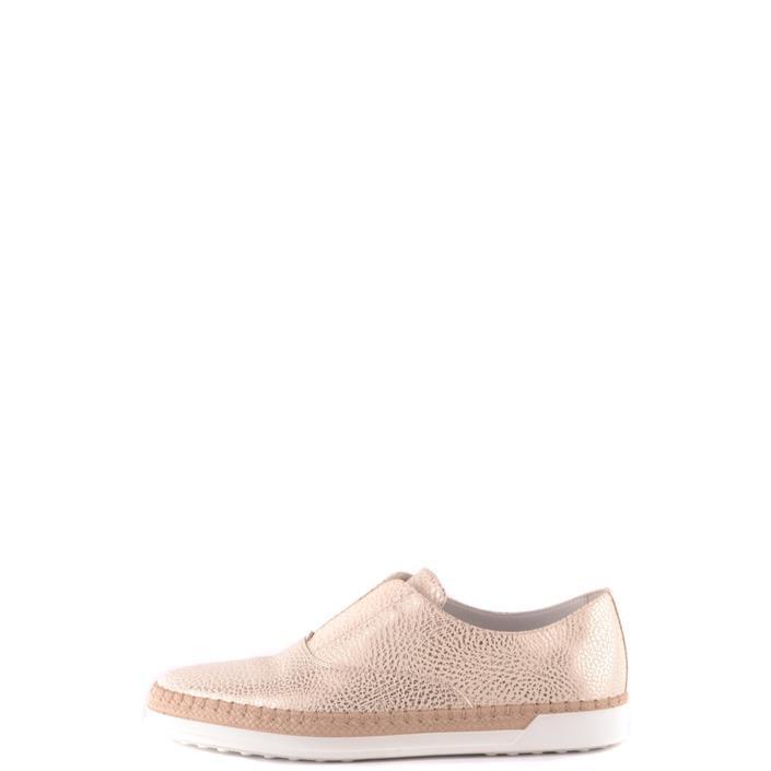 Tod`s Women's Slip On Shoe Gold 166327 - gold 38