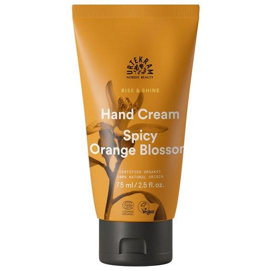 Urtekram Nordic Beauty Spicy Orange Blossom Hand Cream