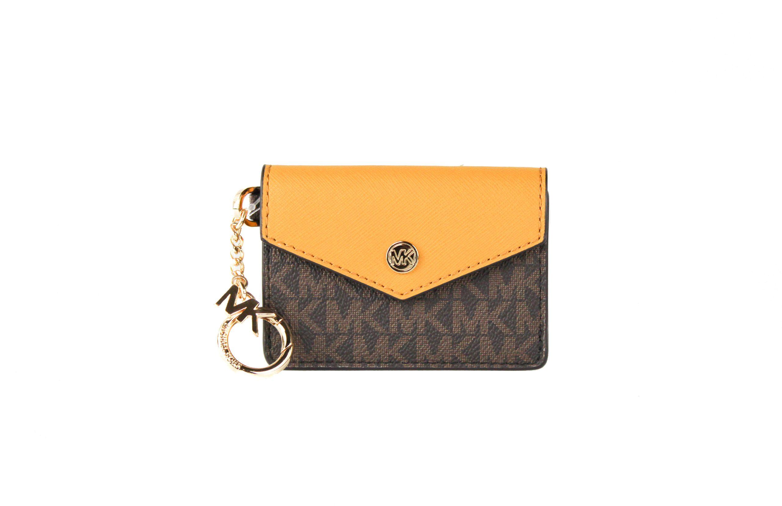 Michael Kors Women's Kala Wallet Orange 41727
