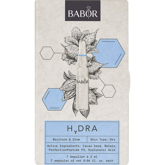 Hydra Set 2021, Babor Seerumi