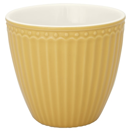 Alice Latte Cup Honey Mustard