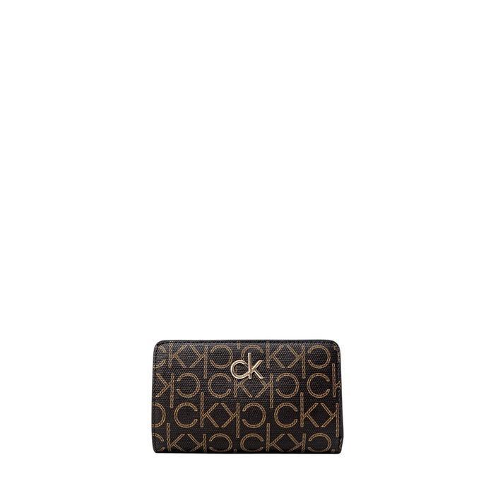 Calvin Klein Jeans Women's Wallet Brown 285756 - brown UNICA