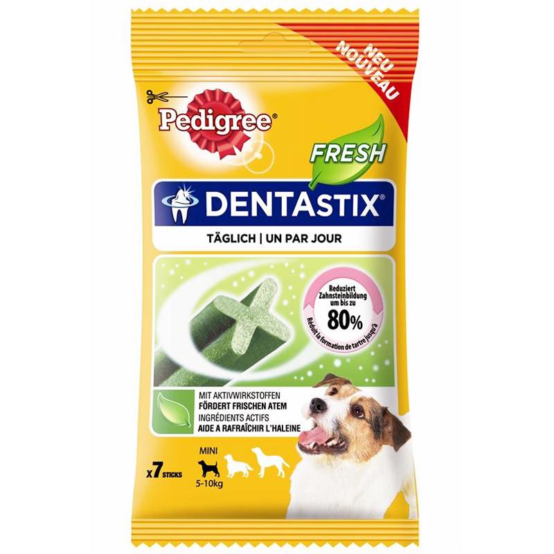"""Hundgodis """"Dentastix Mini"""" 110g - 46% rabatt"""