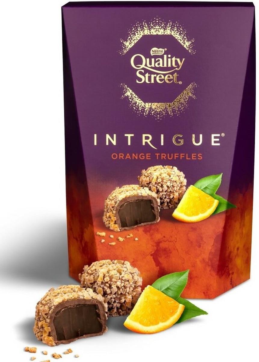 Nestle Quality Street Intrigue Orange Truffle 200g