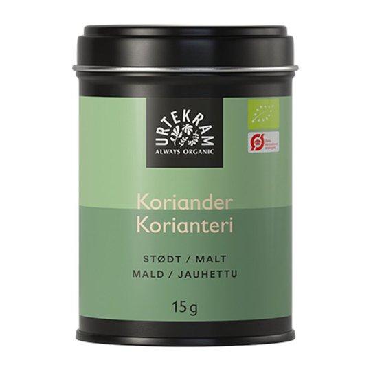 Urtekram Food Koriander Mald, 15 g