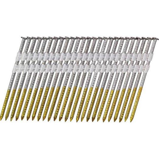 MFT 50110656 Naulat kuumasinkitty, 21° 2,8x75mm