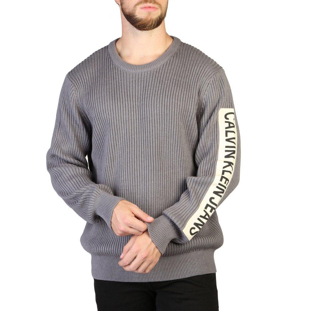 Calvin Klein Men's Sweaters Grey 349422 - grey XL