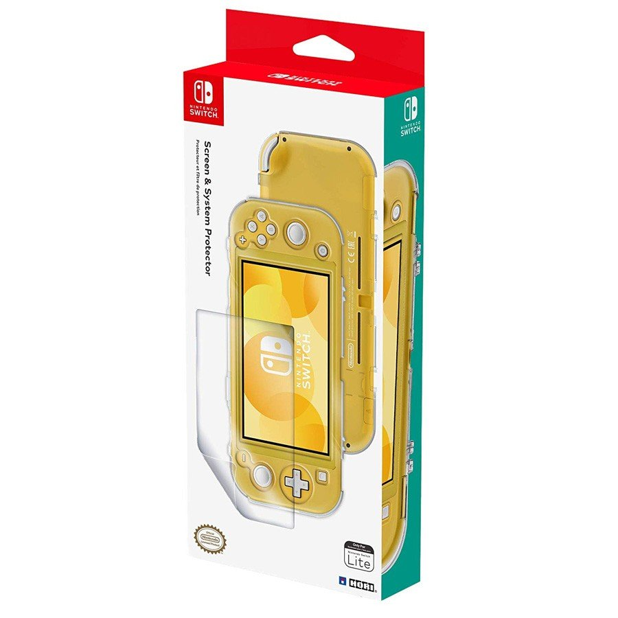 Nintendo Screen and System Protector – Set