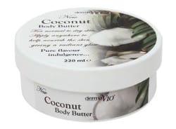 Derma V10 Body Butter Kokos 220 ml