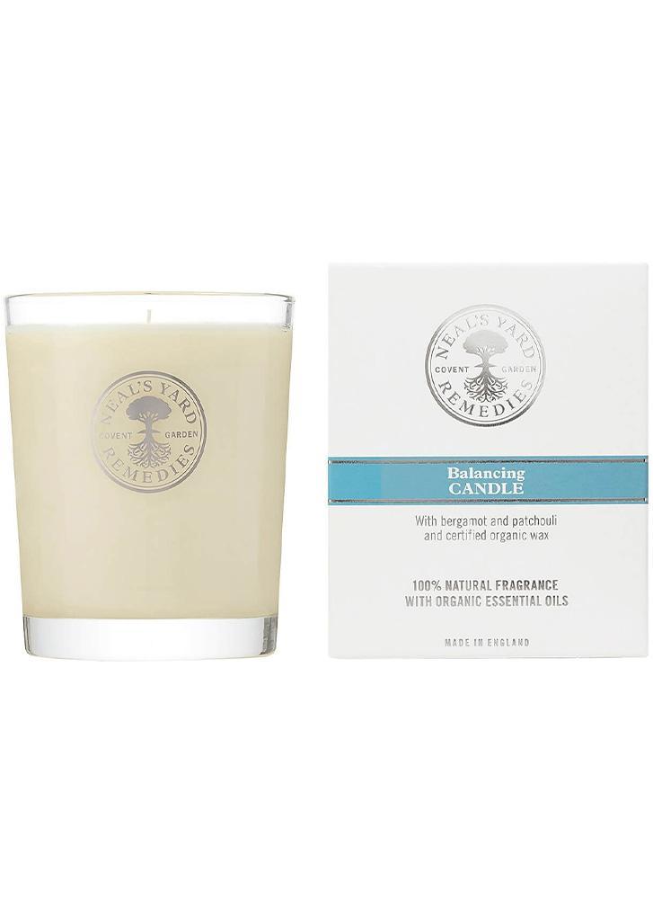 Neal's Yard Remedies Organic Aromatherapy Candle Balancing
