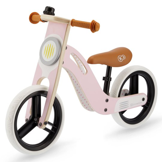 Kinderkraft Løpesykkel Uniq, Rosa