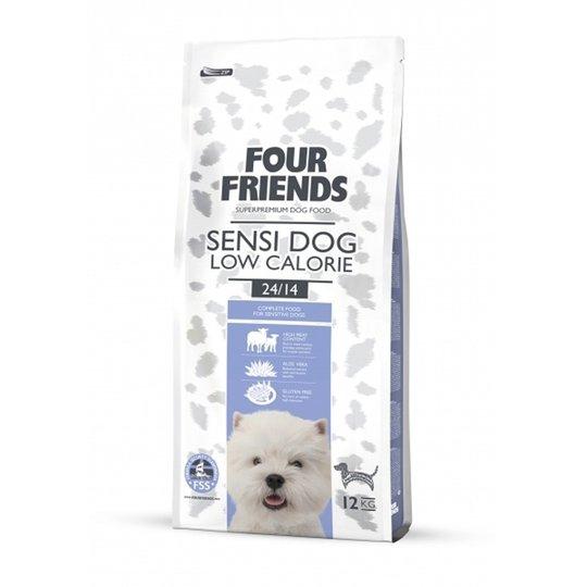 FourFriends Dog Sensi Dog Low Calorie (17 kg)