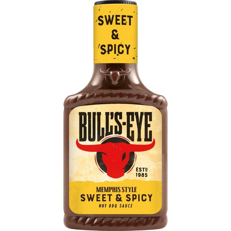 BBQ Sås Sweet & Spicy - 50% rabatt