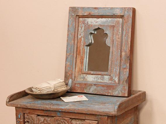 Rustic Mirror Medium