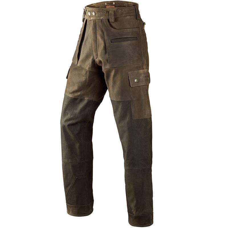 Härkila Angus skinnbukse 48 Slitesterk bukse i førsteklasses skinn
