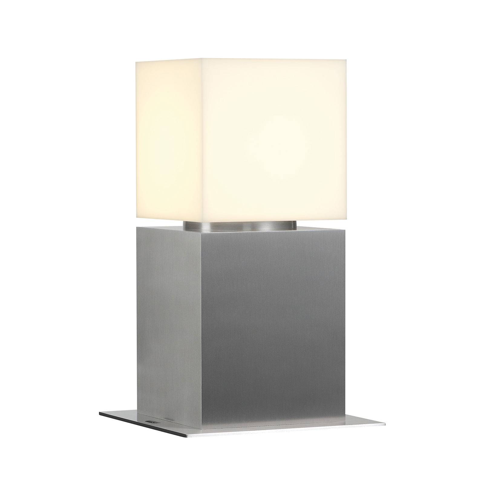 SLV Square Pole 30 -LED-pollarivalaisin, 30 cm