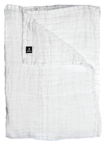 Hannelin sengeteppe – White/white, 160x260