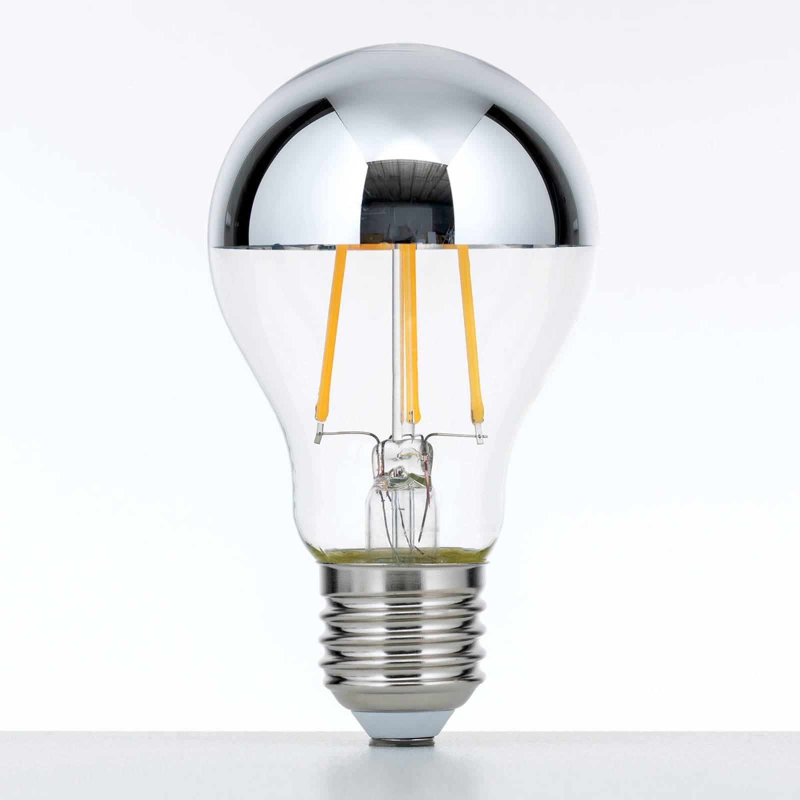 LED-pääpeililamppu E27 7W lämmin valkoinen