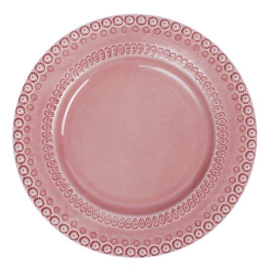 PotteryJo - Daisy Tallrik 29 cm Rose