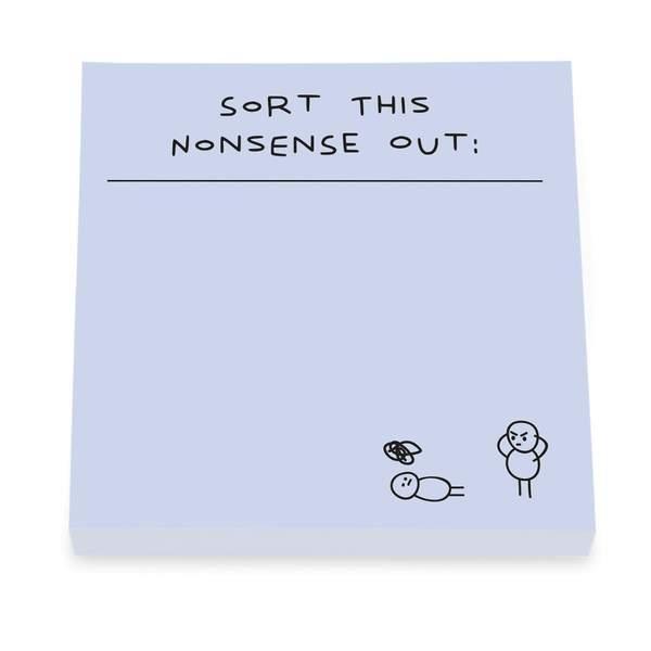 Nonsense Sticky Notes