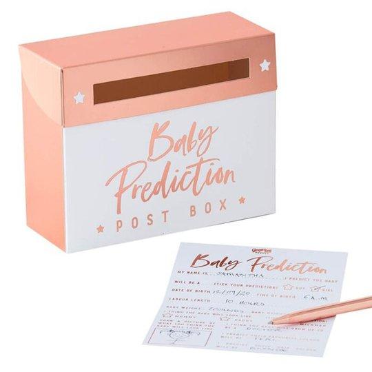 Ginger Ray Baby Prediction Box