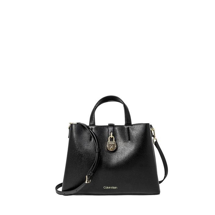 Calvin Klein Women's Handbag Black 270567 - black UNICA