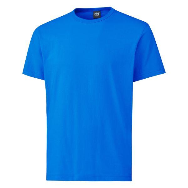 Helly Hansen Workwear Manchester T-paita sininen XS