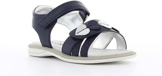 Sprox Sandal, Navy/Silver, 24