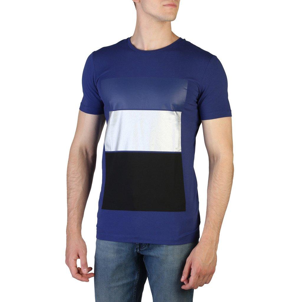 Calvin Klein Men's T-Shirt Blue J30J305289 - blue S