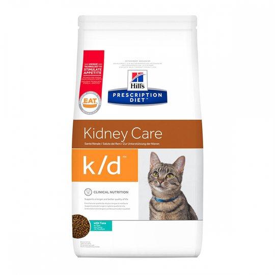 Hill's Prescription Diet Feline k/d Kidney Care Tuna 1,5 kg