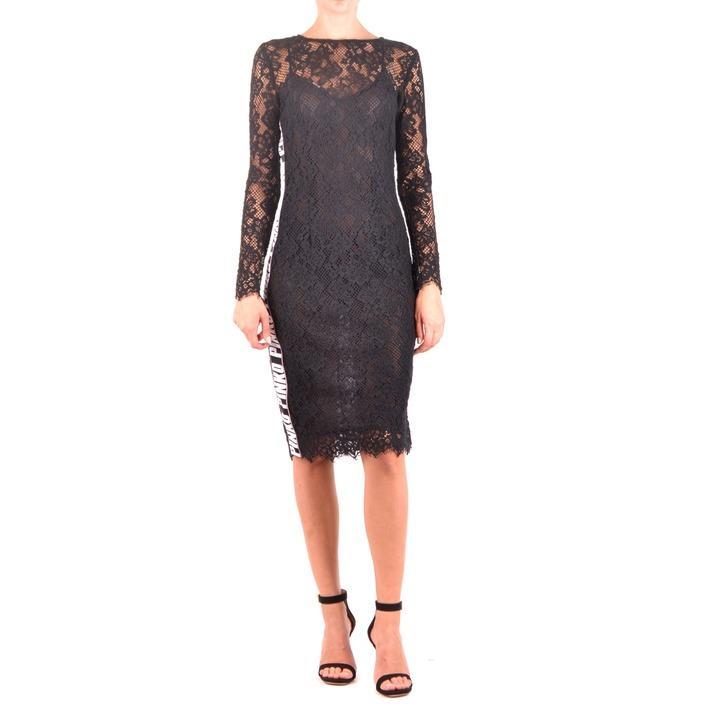Pinko Women's Dress Black 164208 - black 40