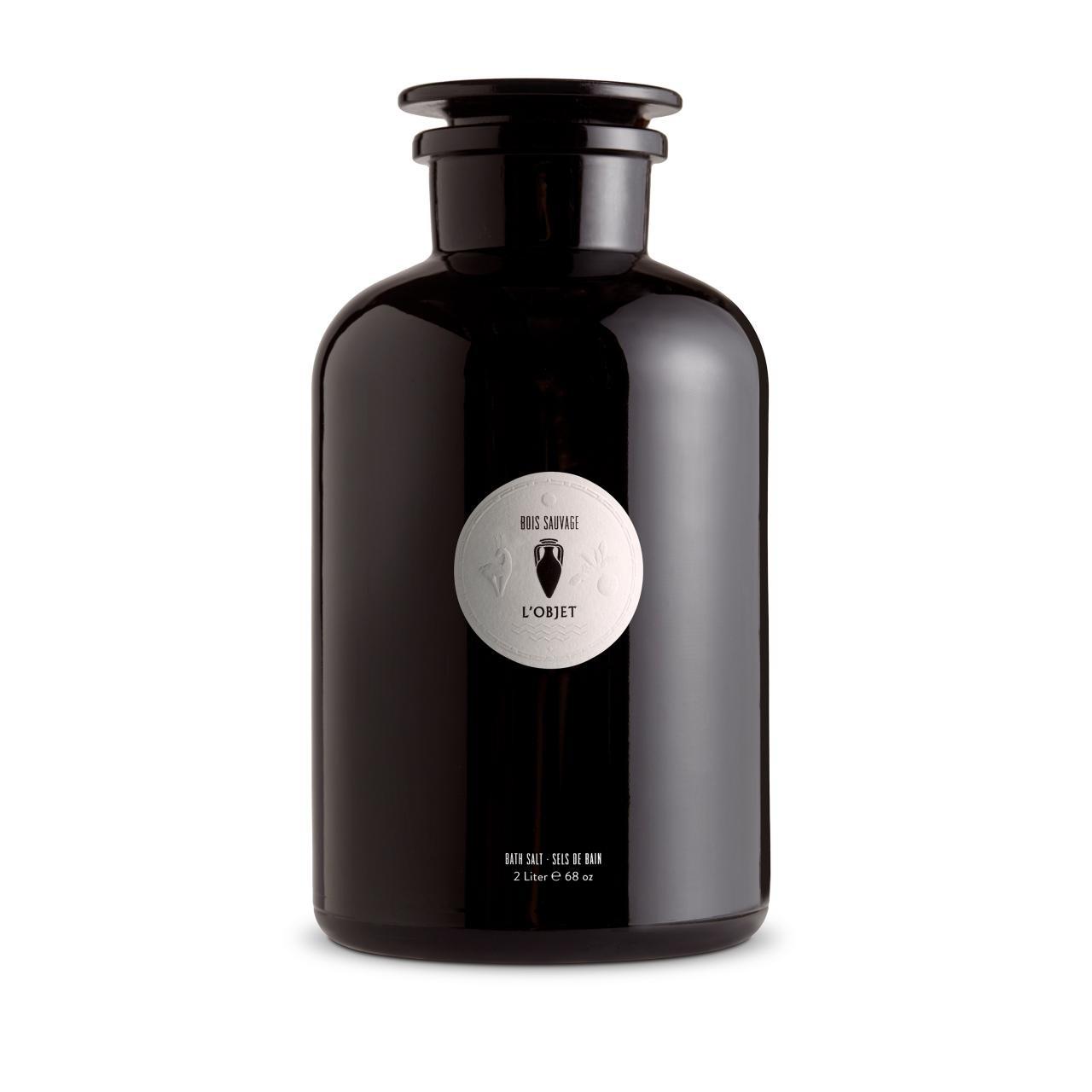 L'Objet I Bois Sauvage Bath Salt - Large